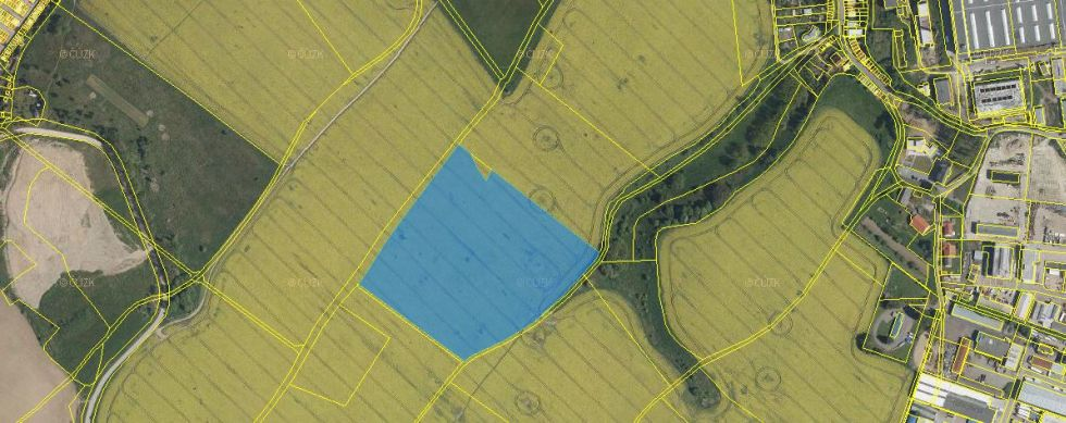 Pozemek Jihlava2