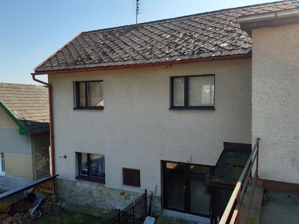 Rodinný dům v obci Mrzkovice u Světlé nad Sázavou