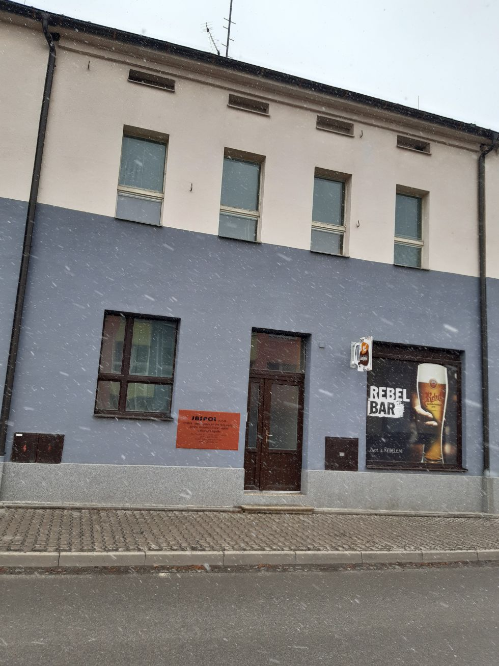 Podnikatelské prostory v Ledči nad Sázavou